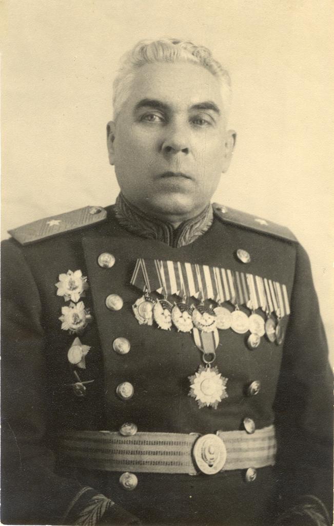 Генерал майор масленников федор